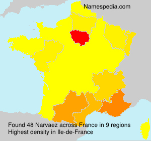 Narvaez - France