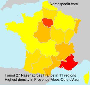 Naser - France