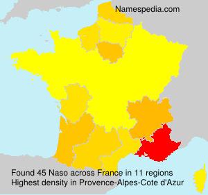 Naso - France