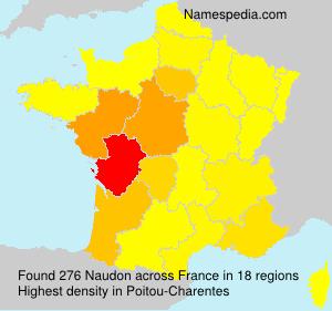 Naudon