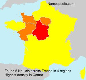 Naulais - France