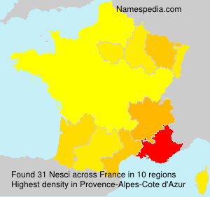 Nesci - France