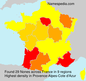 Nones - France