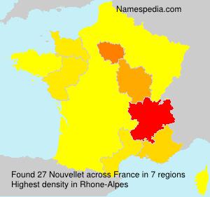 Nouvellet - France