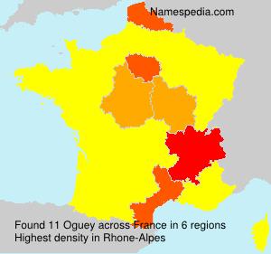 Oguey - France