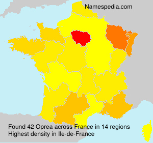 Oprea - France