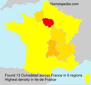 Ouhaddad - France