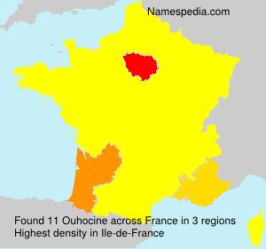 Ouhocine