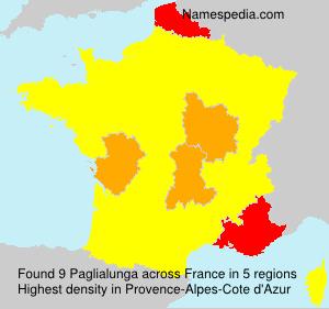 Paglialunga - France