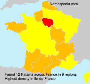 Palama - France