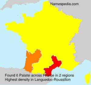 Palatsi - France