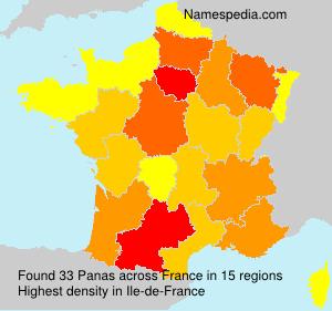 Panas - France