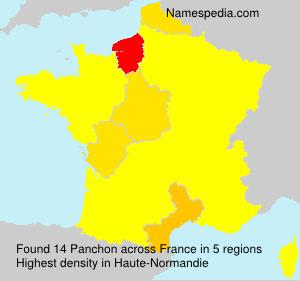 Panchon - France