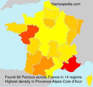 Panizza - France