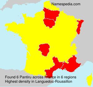 Pantiru - France