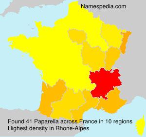 Paparella - France