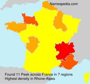 Peek - France