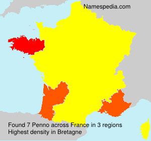 Penno - France