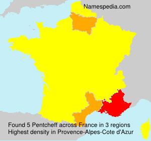 Pentcheff