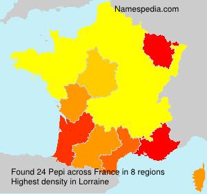Pepi - France