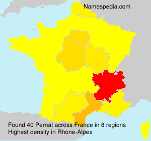 Pernat - France