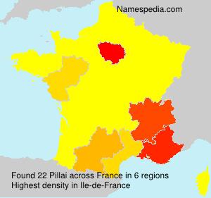 Pillai - France