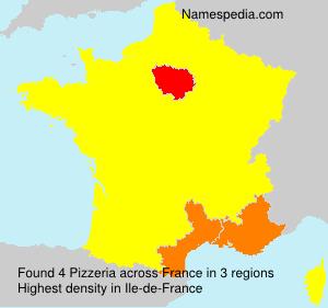 Pizzeria - France