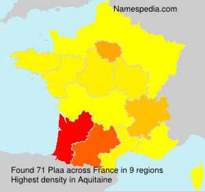 Plaa - France