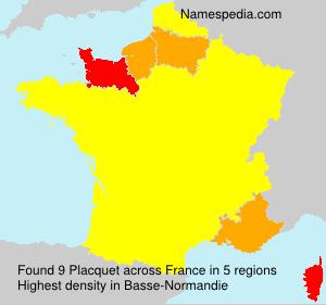 Placquet - France