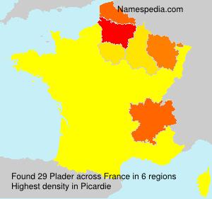 Plader - France