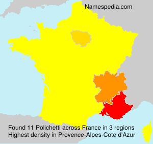 Polichetti - France