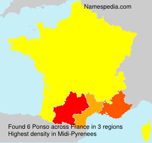 Ponso - France