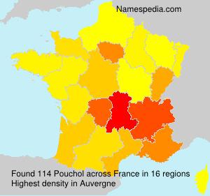 Pouchol - France