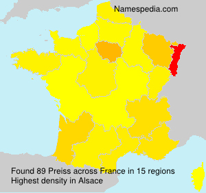 Preiss - France