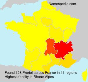 Proriol - France