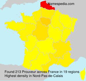 Prouveur - France