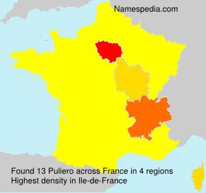 Puliero - France