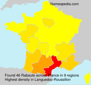 Rabaute - France