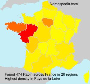 Rabin - France