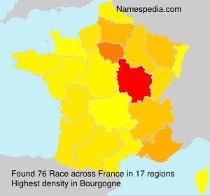 Race - France