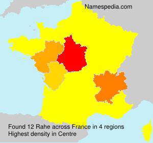 Rahe - France