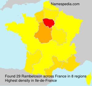 Rambeloson - France