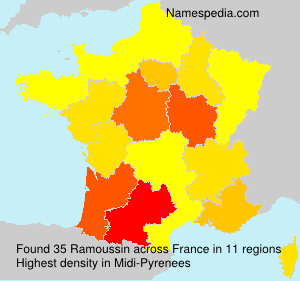 Ramoussin - France