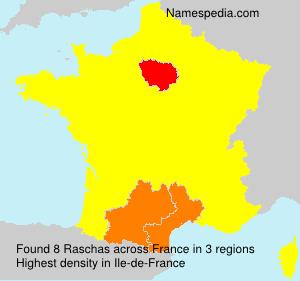 Raschas - France