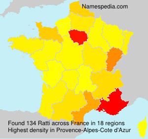 Ratti - France