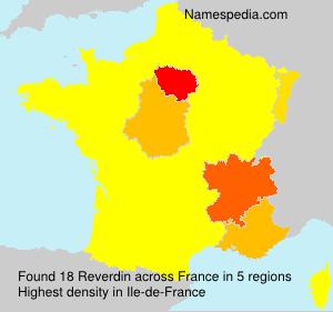 Reverdin - France