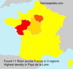 Riam - France