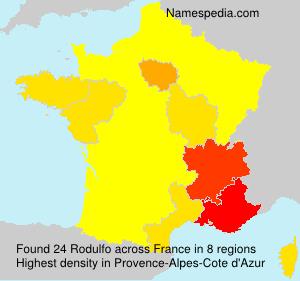 Rodulfo - France