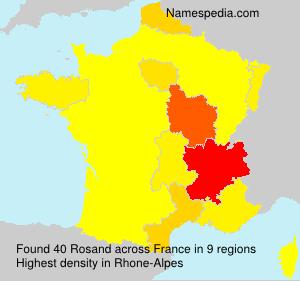 Rosand - France