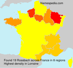 Rossbach - France